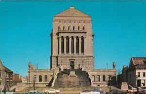 Indiana World War Memorial Indianapolis Indiana