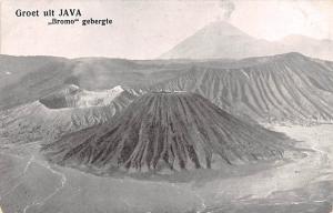 Java Indonesia, Republik Indonesia Bromo Gebergte Java Bromo Gebergte