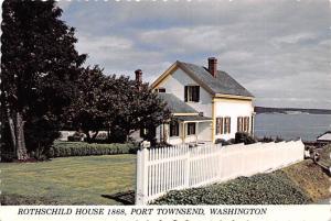 Rothschild House - Port Townsend, Washington