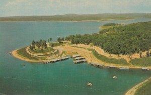 LAKEVIEW , Arkansas, 1950-60s ; Cal Banning's Lakeview Boat Dock & Marina