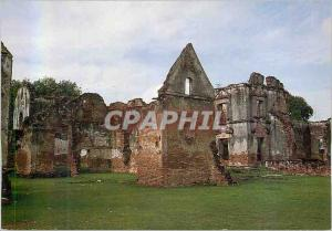 Modern Postcard National Museum Muang Thailand Provence House for French Amba...