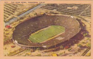 The Rose Bowl, Pasadena, California, 30-40s