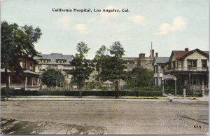 Los Angeles, Calif.-California Hospital -