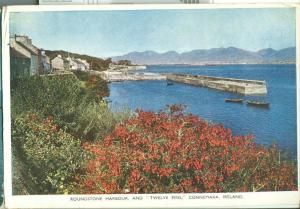 Ireland, Roundstone Harbour and Twelve Pins, Connemara