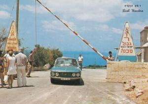 ROSH HANIKRA, Israel, 50-70s; Border Gate Between Israel and Lebanon