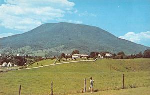Pearisburg Virginia Angels Rest Scenic View Vintage Postcard K25118