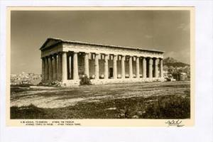 RP, Temple De Thesee, Athens, Greece, 1910-1920s