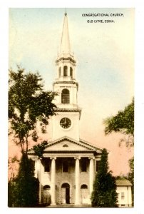 CT - Old Lyme. Congregational Church