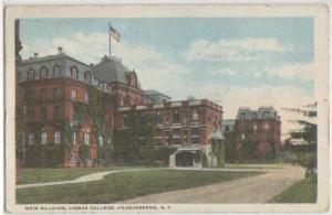Main Building Vassar College Poughkeepsie NY 1922