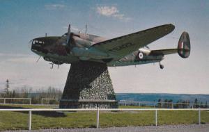 Hudson Bomber, Gander, Newfoundland, Canada, 1940-1960s