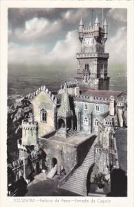 Portugal Sintra Palacio da Pena Entrada da Capela Real Photo