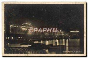 Postcard Old Seenachtfest In Luzern