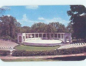 Pre-1980 UNIVERSITY OF ARKANSAS CHI OMEGA GREEK THEATER Fayetteville AR AF0435