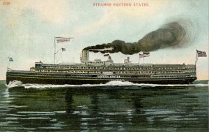 Detroit & Buffalo (D&B) Line - Steamer Eastern States
