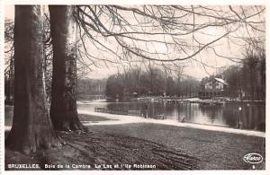 Bruxelles Belgium, Belgique, Belgie, Belgien Bois de la Cambre Le Lac et I'll...