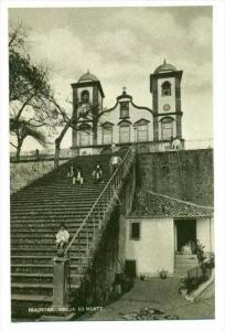 Madeira. Igreja do Monte, Portugal, 00-10s