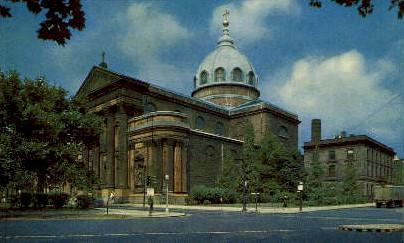 Cathedral of Sts. Peter & Paul Philadelphia PA Unused