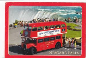 Deluxe Sightseeing Tours of Niagara Falls, Ontario, Canada, 50-70s