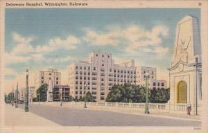 Delaware Wilmington Delaware Hospital 1946