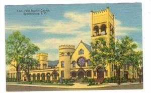 First Baptist Church, Spartanburg, South Carolina, 30-40s