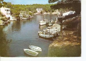 Postal 025652 : Cala Figuera Santanyi (Mallorca)