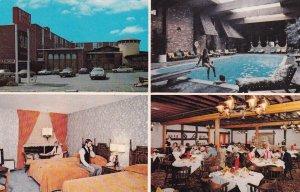 ALBANY, New York, 1940s to Present; Ramada Inn