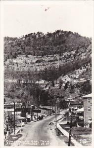 Tennessee Street Scene Cumberland Gap and The Pinnacle Real Photo