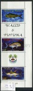 265438 Wallis & Futuna 2000 year MNH stamps set FISHES