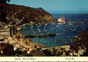 California Catalina Island Avalon Bay