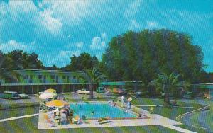 Southernaire Motel Pool Tallahassee Florida