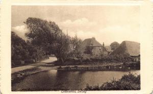 Embossed Vintage Postcard SELSEY Crablands WEST SUSSEX