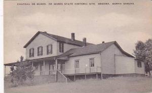 North Dakota Medora De Mores State Historic Site Chateau De Mores Artvue