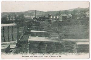 Mountain Mills & Lumber Yard, Wilmington VT