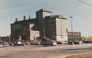 BAIE-COMEAU, Quebec, Canada, PU-1986; Centre hospitalier regional Baie Comeau...