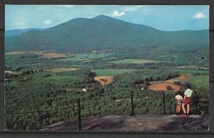 New Hampshire, White Mountains - Cathedral Ledge - [NH-041]