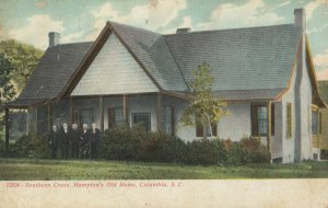 COLUMBIA , South Carolina , 1900-10s ; Southern CRoss