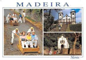 Portugal Madeira Monte Views Vistas scenes