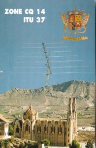 Amateur Radio EA5GPQ Ramon Perez Novelda Alicante Spain