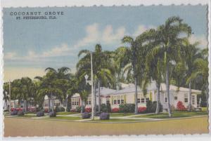 Cocoanut Grove, St Petersburg FL