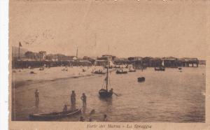 Forte dei Marmi ,province of Lucca,  Tuscany  , Italy , PU-1920 - La Spiaggia