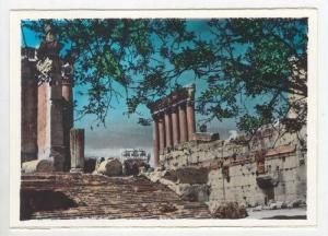 RP, The Steps Of Bacchus Temple & Six Columns Of Jupiter, Lebanon, 1930-50s