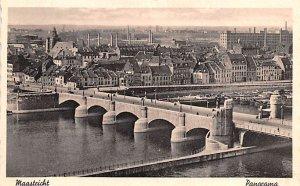 Panorama Maastricht Holland Unused