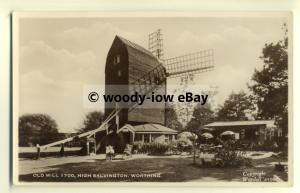 tp8434 - Sussex - The Old Mill 1700, High Salvington, at Worthing - Postcard