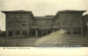 Hotel Perrine - Twin Falls, Idaho ID