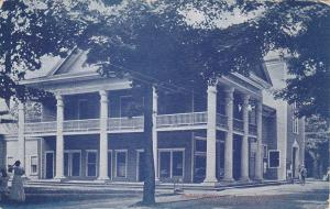 CHAUTAUQUA, New York, 1908; Public Building, Assembly Grounds