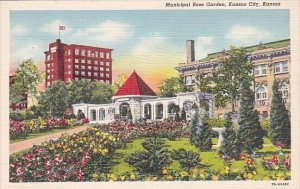 Municpal Rose Garden Kansas City Kansas
