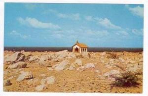 Alta Vista chapel, Aruba, N. A., 40-60s