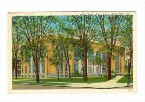 COURT HOUSE, Shelbyville, Indiana, 30-40s