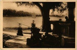 VIETNAM INDOCHINE - Hanoi - La Fontaine du Petit Lac (190123)