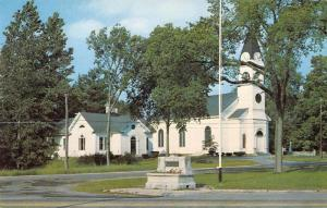 Alfred Maine Congregational Church Vintage Postcard JA4741429